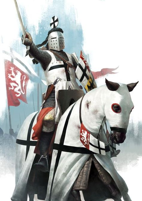 10 Interesting Things You Should Know About The Teutonic Knights.