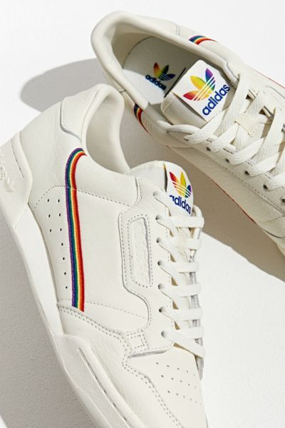 adidas Pride Continental 80 Sneaker in 2020 | Rainbow ...