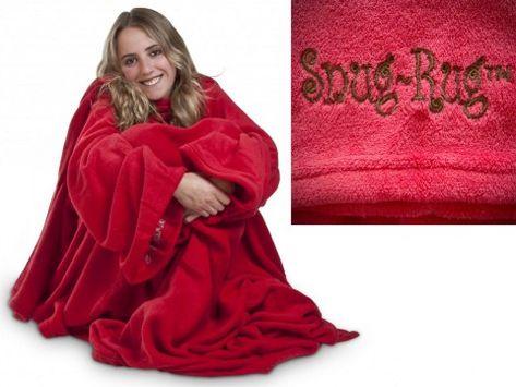 Snug Rug Deluxe C Fleece Blanket