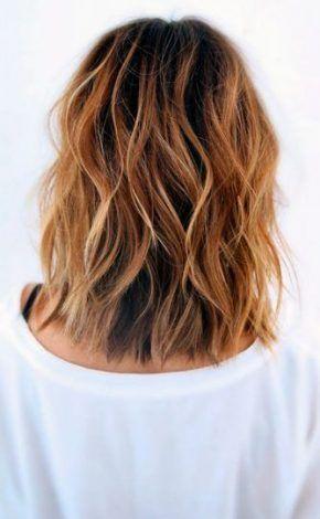 60 Trendy Hairstyles For Medium Length Hair Wavy Beach Waves Medium Length Hair Styles Beach Waves For Short Hair Hair Styles