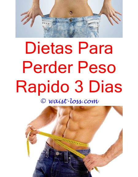 Perdida de peso aconsejable por semana
