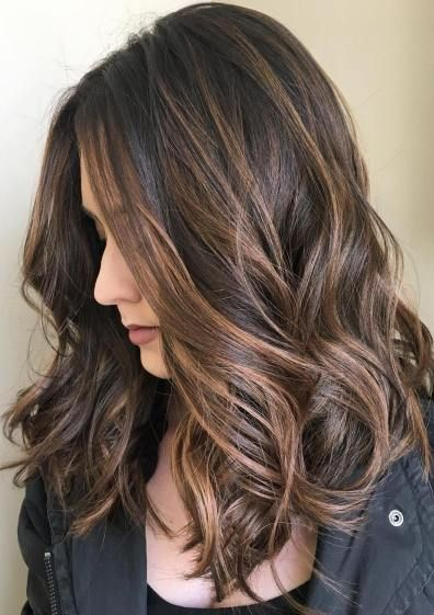 Balayage Hair Color Ideas And Hairstyles For 2021 Coiffures Cheveux Mi Longs Degrades Teinture Cheveux Cheveux Long Couleur