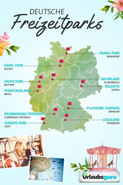 Freizeitparks In Deutschland ᐅ Tickets Infos In 2020