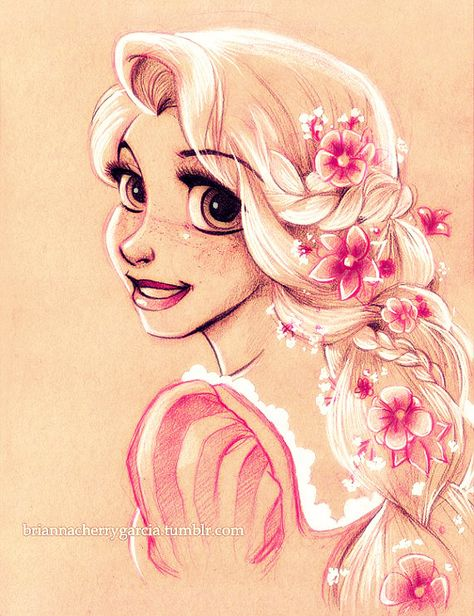 Rapunzel Filter LOVE ❤ ~ SP144 pinterest.com/SP144/soul