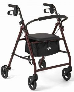 Top 10 Best Rollator Walkers With Seat In 2020 Reviews Buying