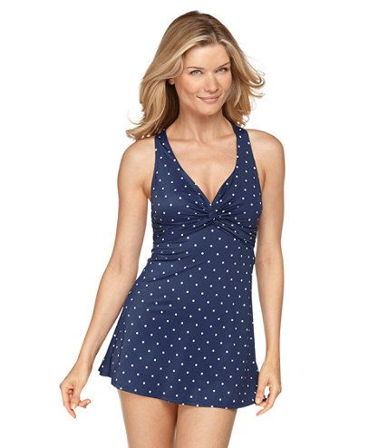 063834b020 *LL Bean makes nice Swim Dresses for older women or those needing a bit  more support (tummy control, full cups etc) pretty and comfy. (From LLBean .com)