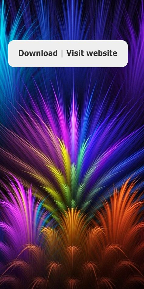Colorful feathers wallpaper. Many colors in this background for cell phone with colorful pens in HD, Android, Iphone, Samsung, LG, Huawei.
