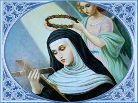 Oraciones Muy Milagrosas Oración Milagrosa A Santa Rita De Casia Abogada De Los Casos Imposibles Y Muy Dese Oración Milagrosa Oraciones Oracion A Santa Gema