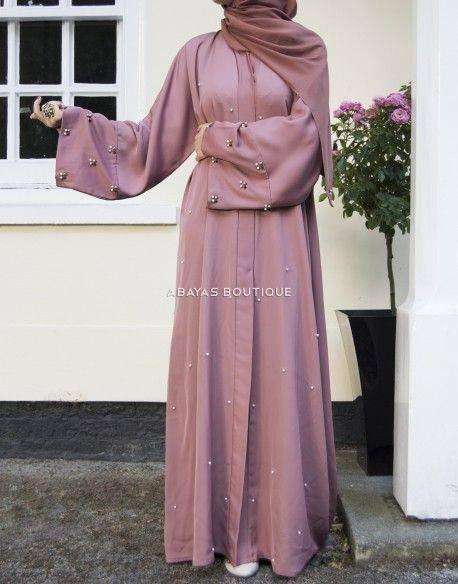 Beautiful Abaya Styles 2020 In 2020 Abaya Fashion Dubai Abayas Fashion Abaya Fashion