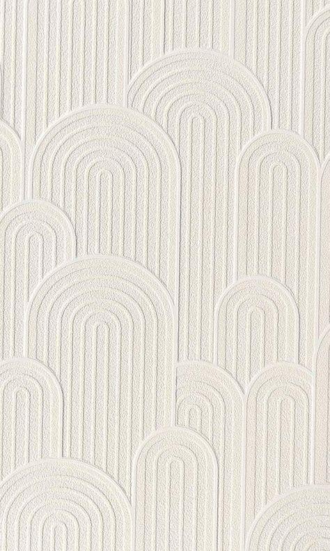 White Retro Geometric Hills – Walls Republic US Retro Wallpaper, Modern Wallpaper, Wall Wallpaper, Wallpaper Bedroom Geometric, Bedroom Wallpaper Feature Wall, Iphone Wallpaper Texture, Simple Iphone Wallpaper, Interior Wallpaper, Arte Art Deco