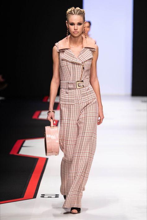 Elisabetta Franchi Milano - Spring Summer 2020 Ready-To-Wear - Shows - Vogue.