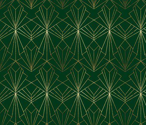 Rart Deco 8 Shop Preview Green Art Deco Art Deco Bedroom Art Deco Wallpaper