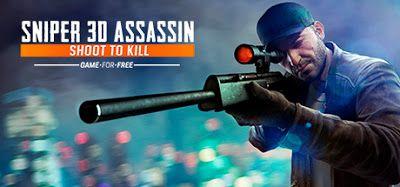 تحميل لعبة القناص Sniper 3d أفضل ألعاب حرب بدون نت للاندرويد