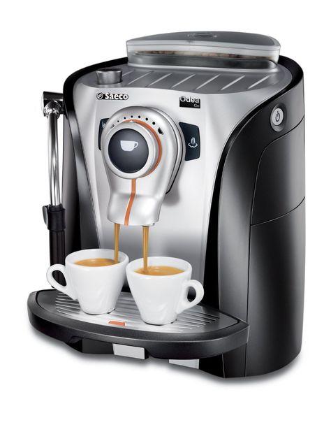 Saeco RI9752/01 Odea Go Kaffee-Vollautomat (15 bar, Dampfdüse) grau-silber eur 277,58