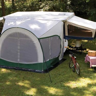Dometic Cabana Awning For Pop Ups 9 Camping World Tent Awning Tent Camper Awnings