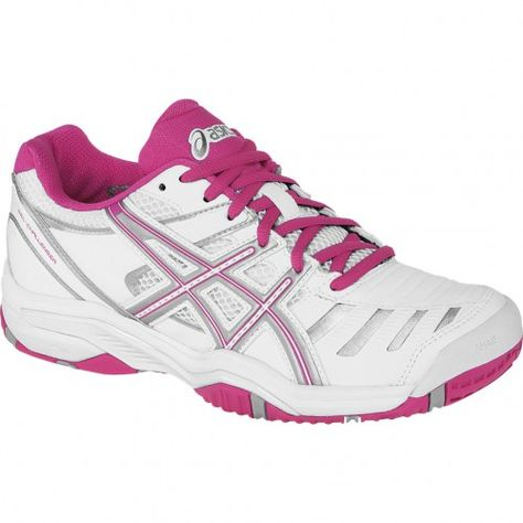 Asics GEL Challenger 9 Womens Tennis Shoe E353Y.0119 White