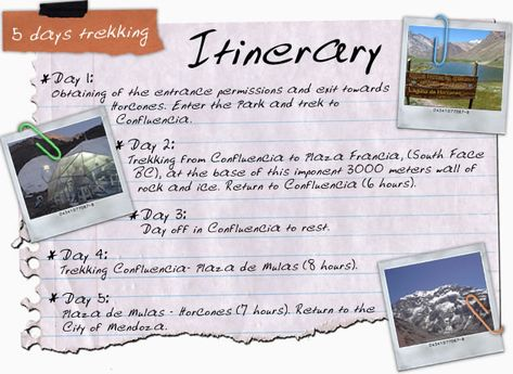 Itinerary Template  Google Search  Itinerary Design Ideas