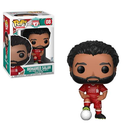 NOUVEAU FUNKO POP Manchester United Liverpool football club soccer star Figure Toy