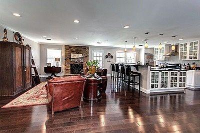 One Story Open Floor Plans Open floor plan Home ideas Future