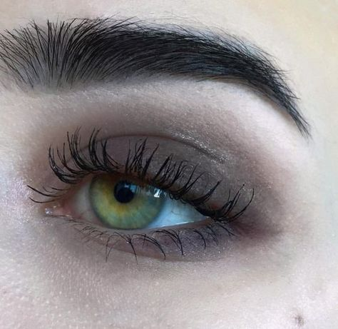 New eye color grey eyeshadows ideas Makeup Inspo, Makeup Art, Makeup Inspiration, Beauty Makeup, Makeup Stuff, Aesthetic Eyes, Aesthetic Makeup, Aesthetic Green, Pretty Eyes