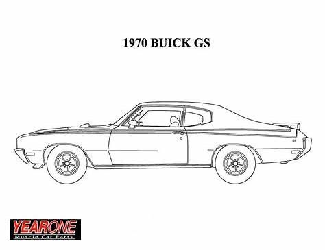 Pin By Jacob Adams On Cars Coloring Pages Cars Coloring Pages Buick Gs Chevrolet