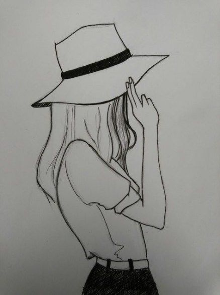 Best Party Girl Drawing 38 Ideas Art Drawings Sketches Simple Pencil Drawing Inspiration Girl Drawing Sketches