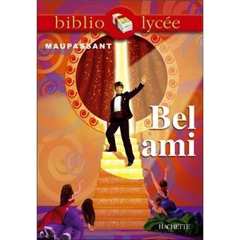 Bibliolycee Bel Ami Maupassant Guy De Maupassant Histoire Litteraire Le Hasard