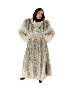 Coyote Fur Coat Womens Large Estate Furs >> Lynx Fur Coat Women S Xlarge In 2019 Fur M2 Fur Coat Coat Fur