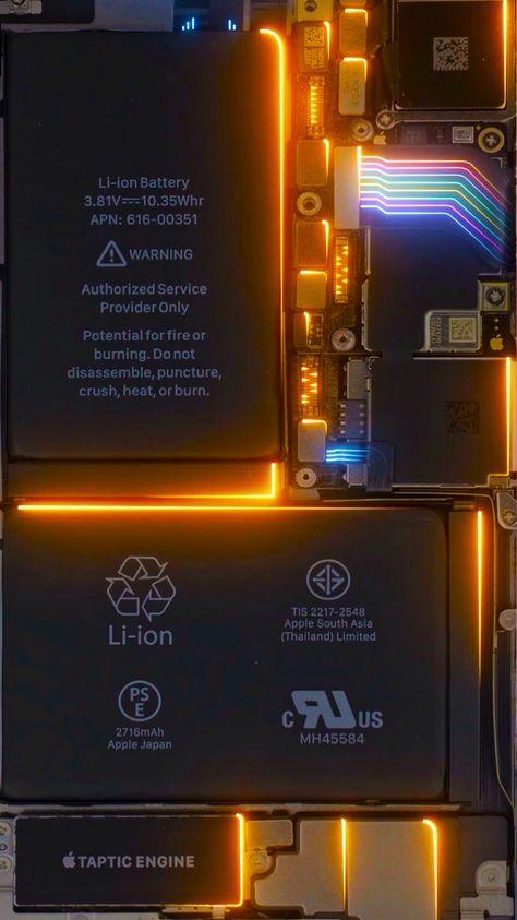Electronic Screen Iphone 32 Ideas Kertas Dinding Wallpaper Ponsel Wallpaper Iphone