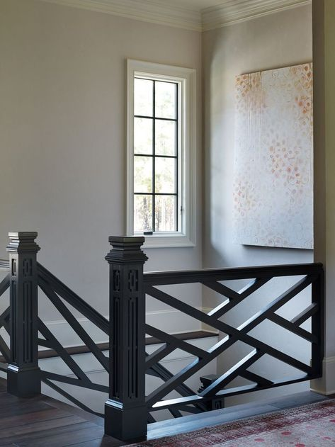Chippendale railing