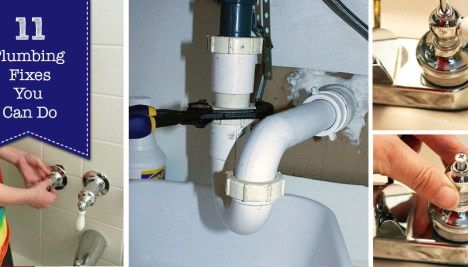 Fix A Leaky Faucet In 10 Minutes With Images Leaky Faucet Tub Faucet Pop Up Sink Drain