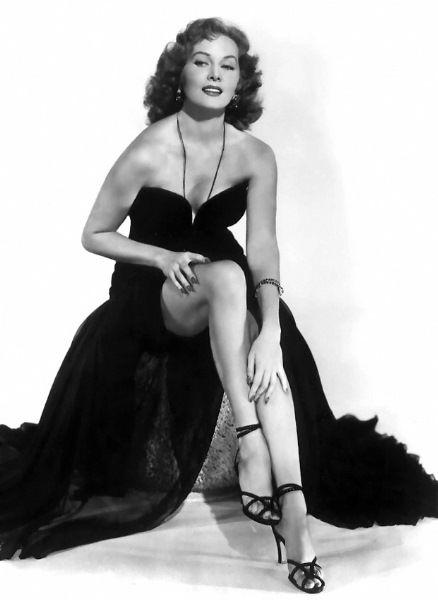 my namesake...actress Rhonda Fleming...love my name!