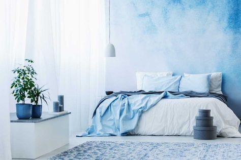 28+ kombinasi cat dinding kamar warna warni yang bagus