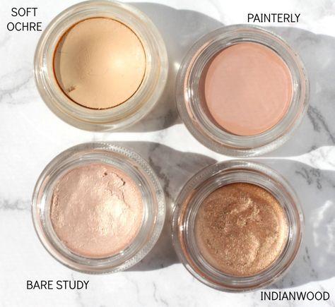 Discover these mac makeup eyeshadow Advert# 1195 Makeup Geek, Skin Makeup, Beauty Makeup, Makeup Kit, Makeup Ideas, Unique Makeup, Gorgeous Makeup, Mac Paint Pots, Tom Ford Makeup