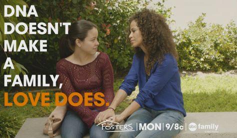 The Fosters ABC Family | Season 1, Episode 9 Vigil | Quotes