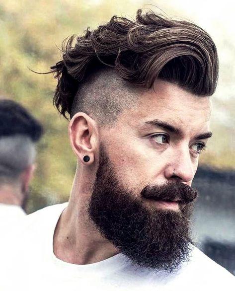 20 Beste Undercut Frisuren Für Männer Herren Frisuren 2019 Pinterest