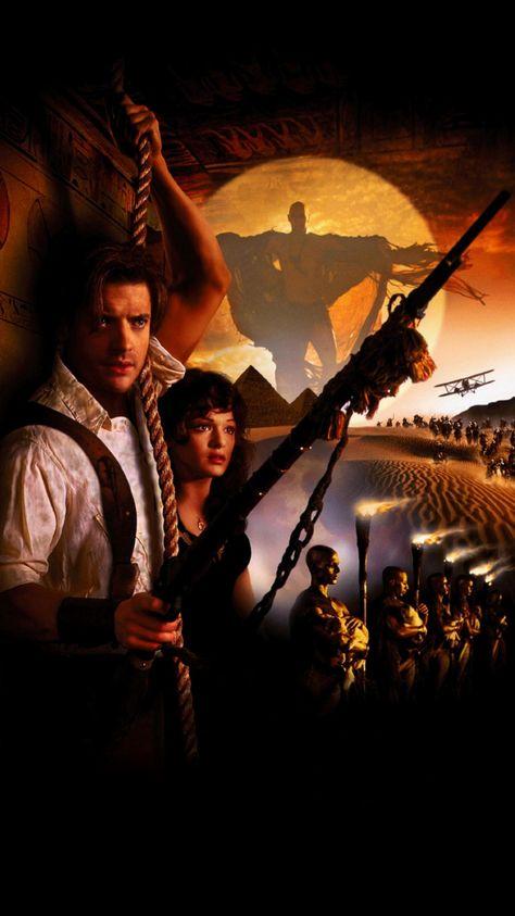 The Mummy (1999) Phone Wallpaper   Moviemania