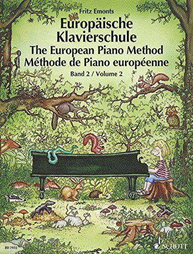 Europ Ische Klavierschule Bd 2 Ische Europ Bd Klavierschule Mit Bildern Klavier