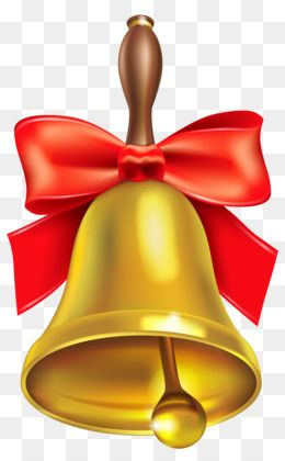 Pin By Pngsector On Bell Png Bell Transparent Christmas