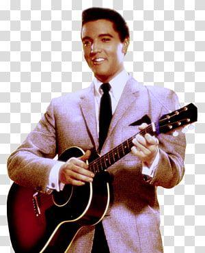 Elvis Presley Valentine S Day Gift Animation Elvis Transparent Background Png Clipart Transparent Background Guitar Illustration Elvis