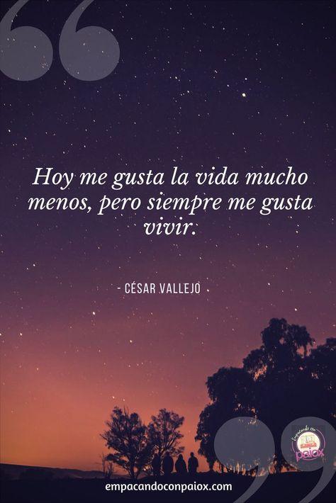 VIvir, vivir!!   #vivir #viajando #lavida #megustavivir #cesarvallejo #autorperuano