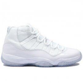 408201 101 air jordan retro 11 mens basketball shoes white white ice a11008 authenticjordansair