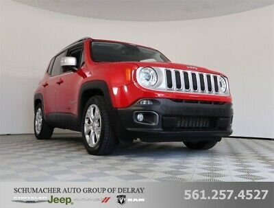 Ebay Advertisement 2018 Jeep Renegade Limited 2018 Renegade