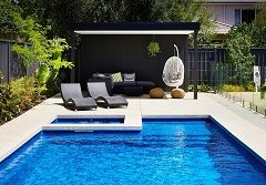 Manhattan Fibreglass Swimming Pool Barrier Reef Pools Perth Barrier Reef Pools Fiberglass Swimming Pools Spa Pool