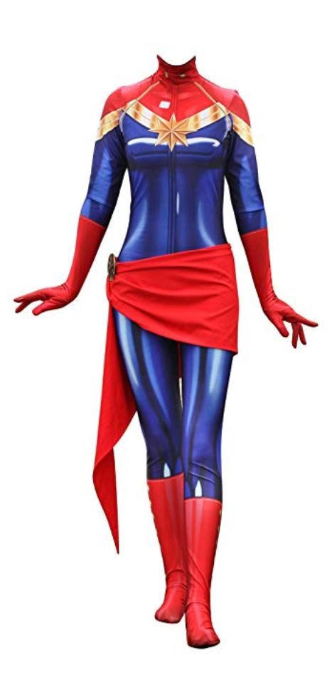 Captain Marvel Female Girls Marvel Superhero Costumes Women Costumes For Women Super Hero Costumes Captain Marvel Female About 3% of these are tv & movie costumes, 0% are women's trousers & pants, and 0% are zentai / catsuit. pinterest