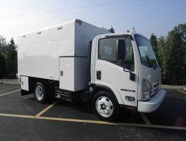 Isuzu Nrr 11 Arbortech For Sale At Work Truck Direct Work Truck Ford Transit Trucks For Sale