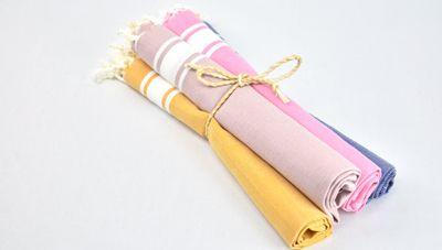 Serviette Artisanatex Classique Craft Textiles Serviettes