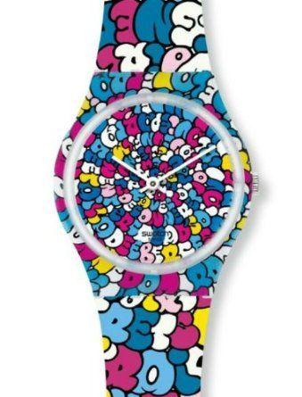 Swatch Love Song Kidrobot Damenuhr - Products We Love - Uhren