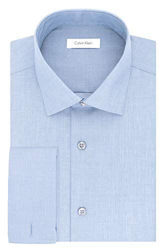 12++ Calvin klein french cuff dress shirt trends