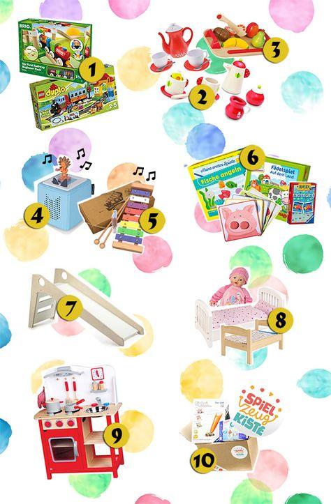 10 Sinnvolle Nützliche Geschenkideen Für 2 Jährige